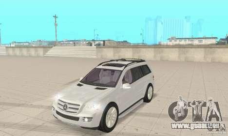 Mercedes-Benz GL450 pour GTA San Andreas