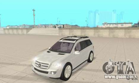 Mercedes-Benz GL450 für GTA San Andreas