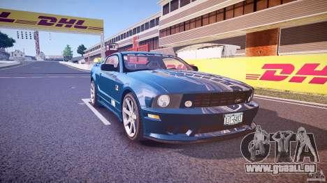 Saleen S281 Extreme - v1.1 für GTA 4 Innenansicht
