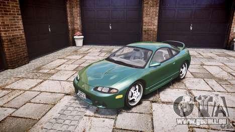 Mitsubishi Eclipse 1998 pour GTA 4