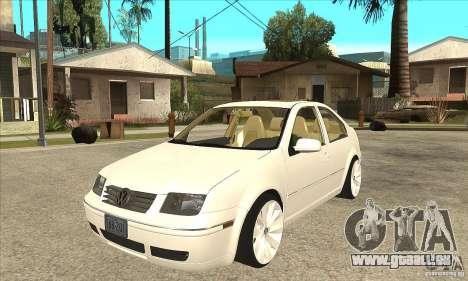 Volkswagen Bora VR6 4MOTION pour GTA San Andreas