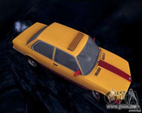 BMW E21 für GTA San Andreas Innenansicht
