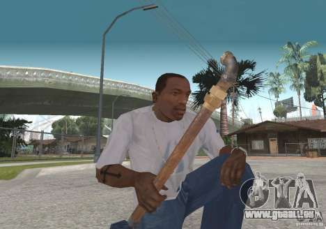 Weapon Pack by viter für GTA San Andreas