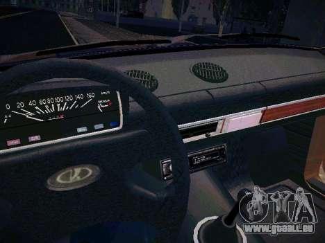 VAZ 21011 für GTA San Andreas Seitenansicht