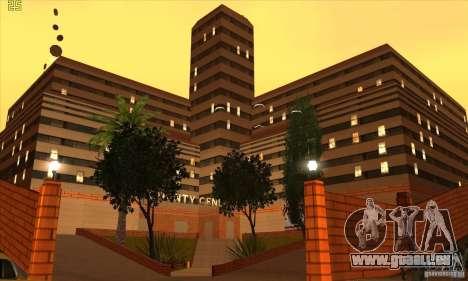 Le nouvel hôpital de HP pour GTA San Andreas