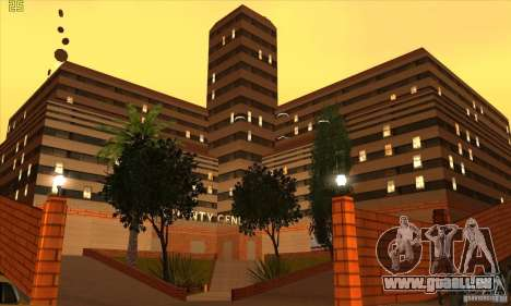 Das neue Krankenhaus in HP für GTA San Andreas