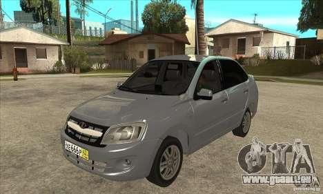 2190-VAZ Lada Granta Grant pour GTA San Andreas