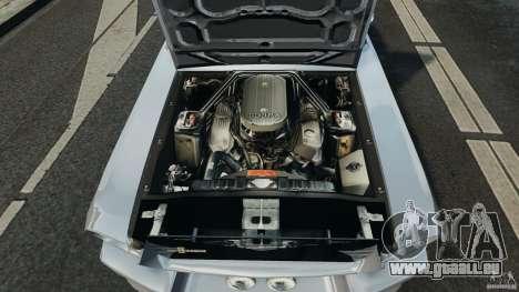 Shelby GT 500 Eleanor für GTA 4 Seitenansicht