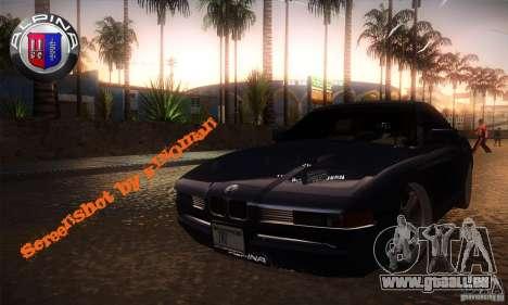 BMW Alpina B12 850i pour GTA San Andreas
