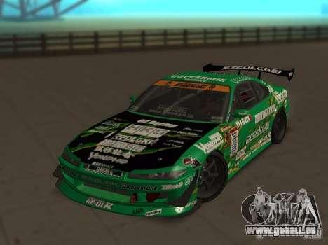Nissan Silvia S15: Kei Office D1GP für GTA San Andreas