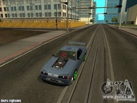 Elegy Dark Evolution Drift Final pour GTA San Andreas laissé vue