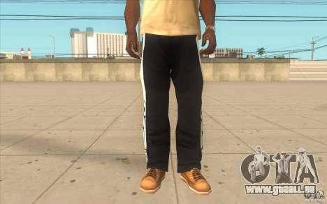 Reebok Sporthose für GTA San Andreas