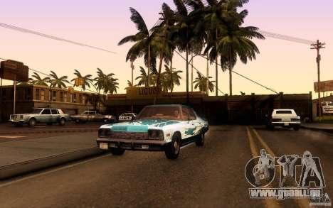 Dodge Monaco für GTA San Andreas rechten Ansicht