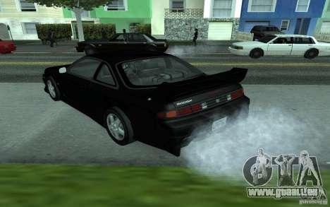 Nissan 200SX für GTA San Andreas Rückansicht