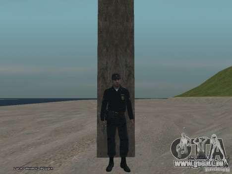 Sergeant PPP für GTA San Andreas neunten Screenshot
