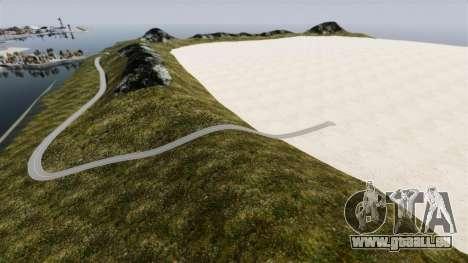 Salz-Plains für GTA 4 dritte Screenshot