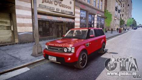 Range Rover Sport für GTA 4