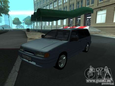 Tourisme 2114 ВАЗ pour GTA San Andreas