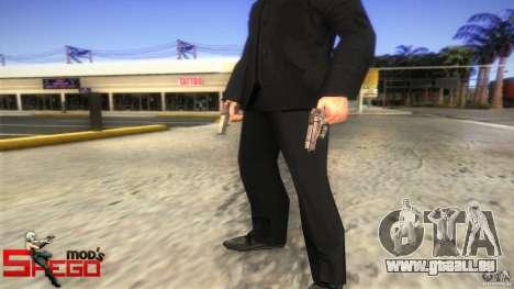 ASP pour GTA San Andreas troisième écran