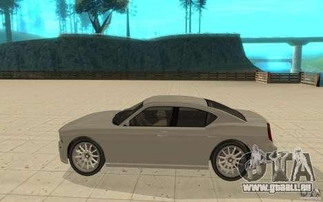 FIB Buffalo in GTA 4 für GTA San Andreas linke Ansicht