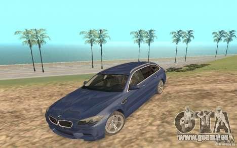 BMW M5 F11 Touring pour GTA San Andreas