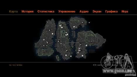 CG4 Radar Map für GTA 4