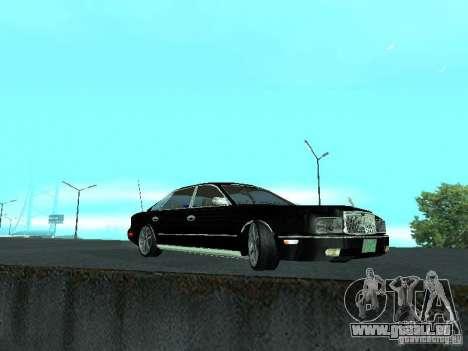 Nissan President JS pour GTA San Andreas vue arrière