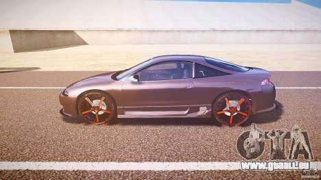 Mitsubishi Eclipse Tuning 1999 für GTA 4 linke Ansicht