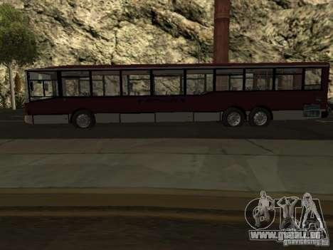 Wolzhanin-6270 für GTA San Andreas zurück linke Ansicht