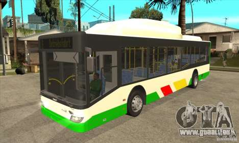 Mercedes Benz MAN Lions City CNG für GTA San Andreas