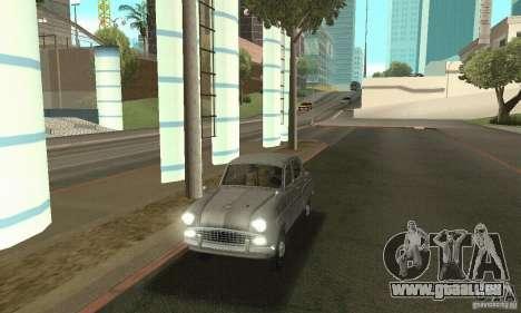 Moskvitch 407 1958 für GTA San Andreas