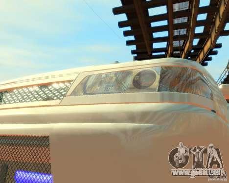 VAZ-2112 Tuning pour GTA 4 Vue arrière