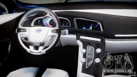 Volvo S60 Concept für GTA 4 rechte Ansicht