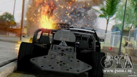 SA Beautiful Realistic Graphics 1.7 BETA für GTA San Andreas zehnten Screenshot
