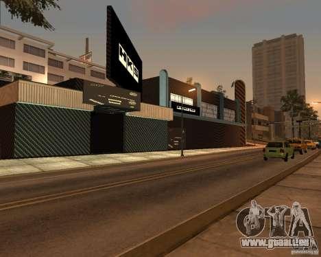 New HKS Style Tuning Garage für GTA San Andreas dritten Screenshot