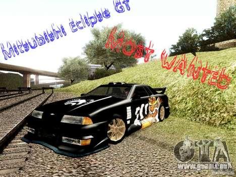 Vinyle big Lou de Most Wanted pour GTA San Andreas