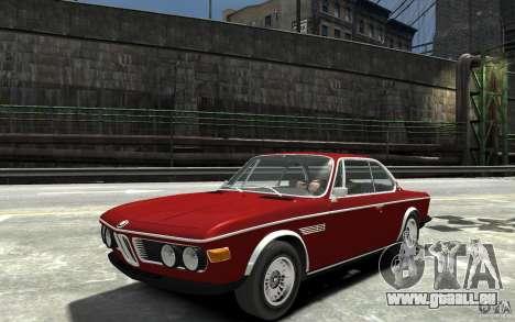 BMW 3.0 CSL E9 1971 für GTA 4