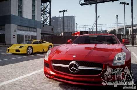 Youxiang Mixed ENB v 2.1 pour GTA 4 secondes d'écran