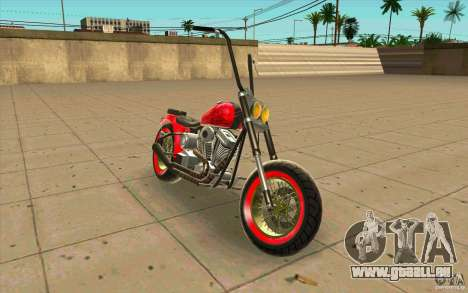 Zombie GTAIV für GTA San Andreas