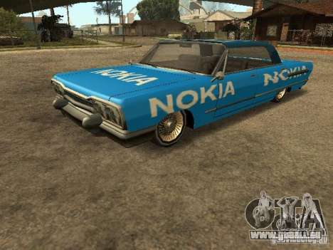Savanna Texturen für GTA San Andreas