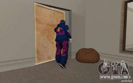 Red Bull Clothes v2.0 für GTA San Andreas siebten Screenshot