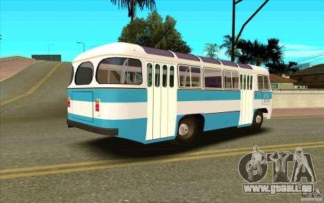 PAZ 672 für GTA San Andreas rechten Ansicht