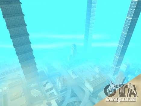 Wolkenkratzer in Los Santos für GTA San Andreas fünften Screenshot
