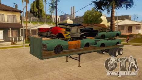 Schleppnetz für GTA San Andreas