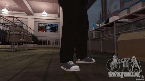 Converse Allstars pour GTA 4