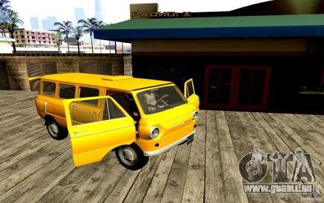 ZAZ 970 für GTA San Andreas Seitenansicht