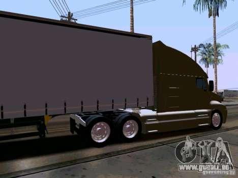 Kenworth T2000 v.2 pour GTA San Andreas vue de droite
