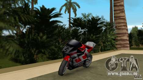 Yamaha YZR 500 V1.2 für GTA Vice City