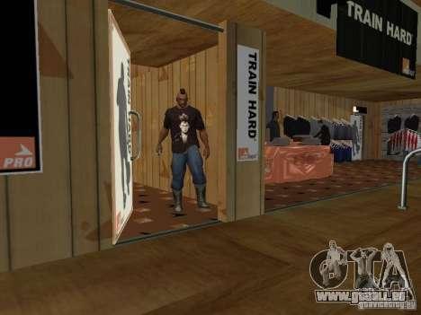 La bande de Gaza pour GTA San Andreas dixième écran