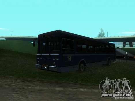 LIAZ 5256-25 für GTA San Andreas